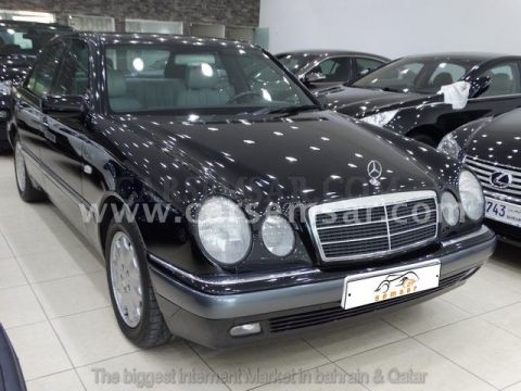 1996 Mercedes-Benz E-Class E 280