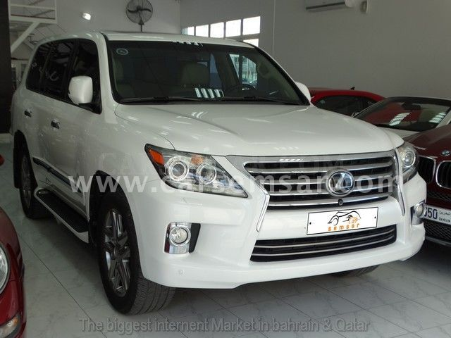 2012 Lexus LX 570