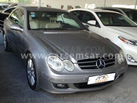 2008 Mercedes-Benz CLK-Class CLK 280 Avantgarde