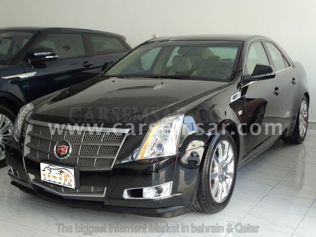 2009 cadillac cts 3 6l v6 for sale in bahrain new and used cars for sale in bahrain. Black Bedroom Furniture Sets. Home Design Ideas