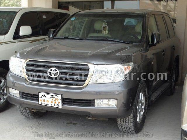 2010 Toyota Land Cruiser GXR