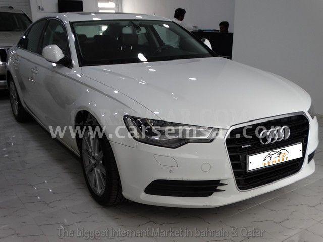 2012 Audi A6 2.8 Quattro