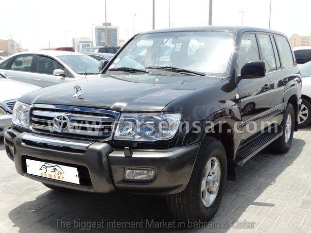 1998 Toyota Land Cruiser VXR