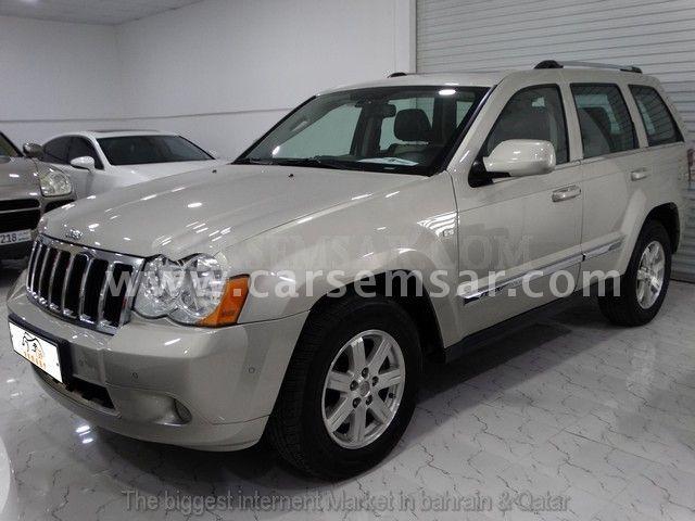 2008 Jeep Grand Cherokee 4.7