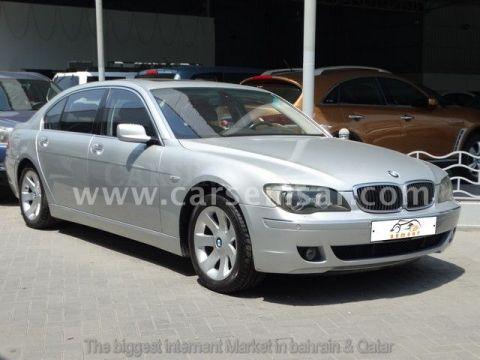 2006 BMW 7-Series 750 Li