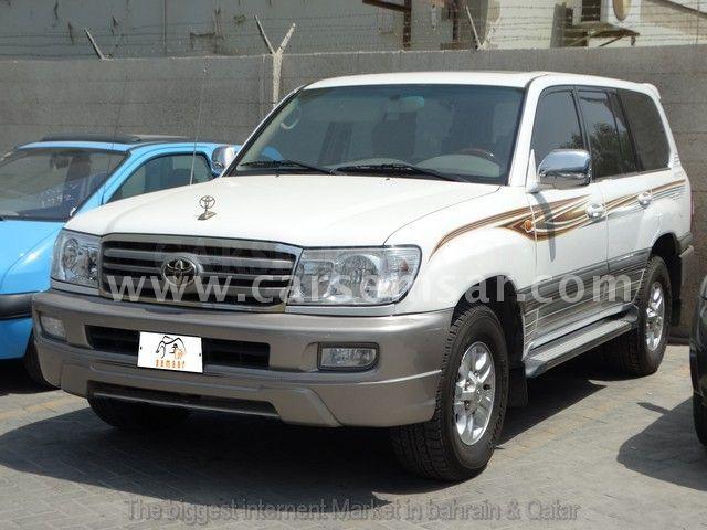 2005 Toyota Land Cruiser GXR