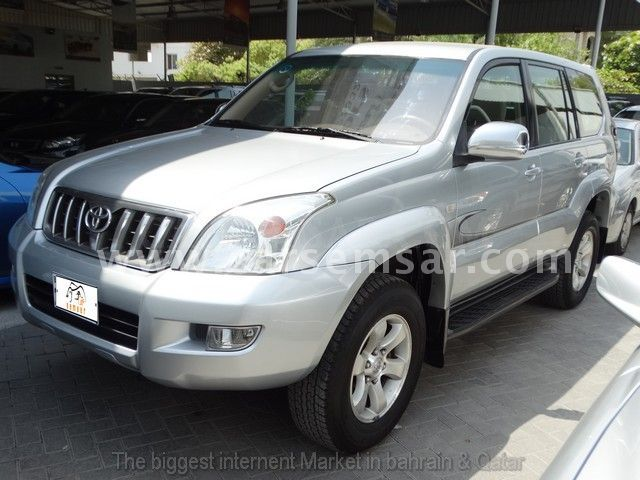 2006 Toyota Prado VX