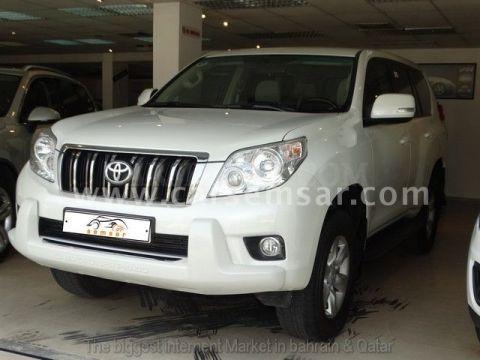 2013 Toyota Prado TXL