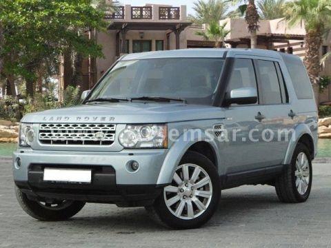 2013 Land Rover LR4 SE