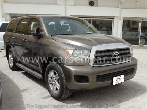 2009 Toyota Sequoia SR5