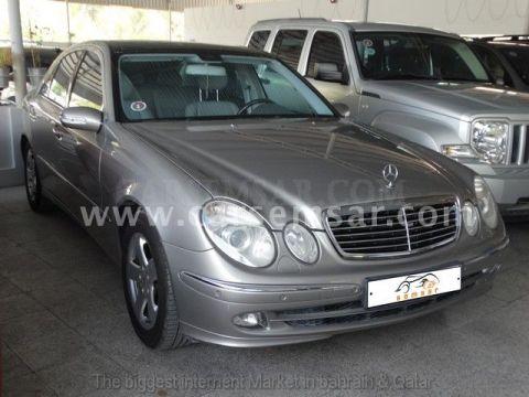 2005 Mercedes-Benz E-Class E 240