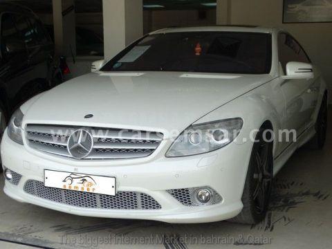 2010 Mercedes-Benz CL-Class CL 500 Coupe