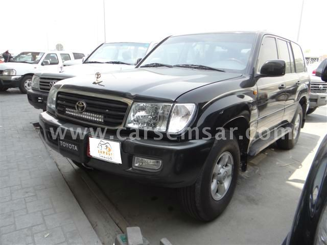 2000 Toyota Land Cruiser VXR for sale in Qatar - New and