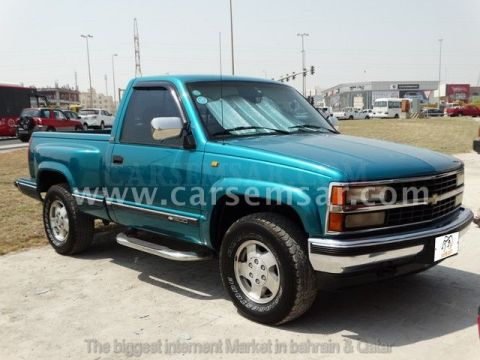 1993 Chevrolet Silverado 1500 Regular Cab