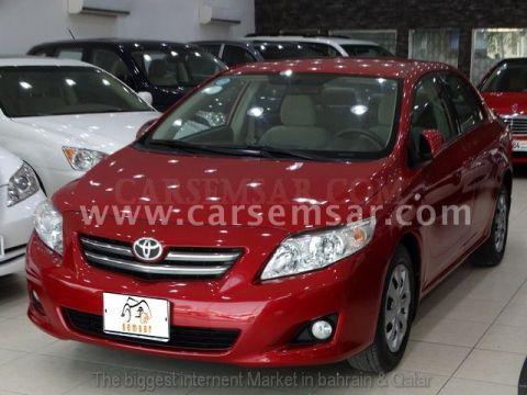 2009 Toyota Corolla XLi 1.8