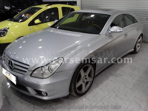 2005 Mercedes-Benz CLS-Class CLS 350