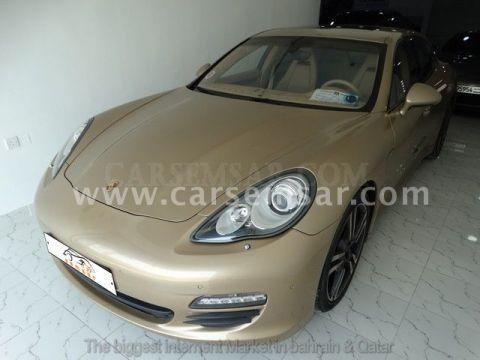 2012 Porsche Panamera S