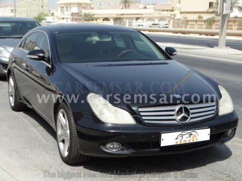 2005 Mercedes-Benz CLS-Class CLS 500
