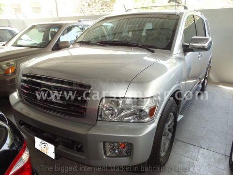 2006 Infiniti QX 56 AWD