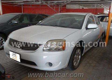 2008 Mitsubishi Galant 2.4