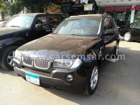 2009 BMW X3 2.0i