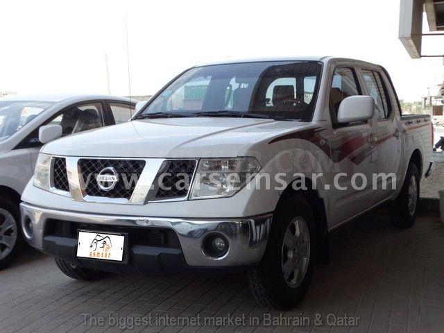 2011 Nissan Navara LE
