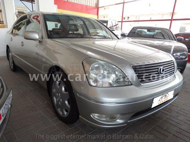 2001 Lexus LS 430