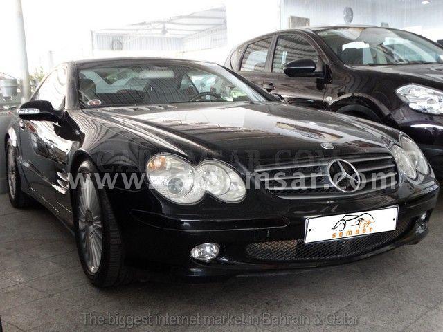 2002 Mercedes-Benz SL-Class SL 500