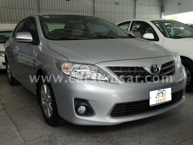 2013 Toyota Corolla XLi 1.8