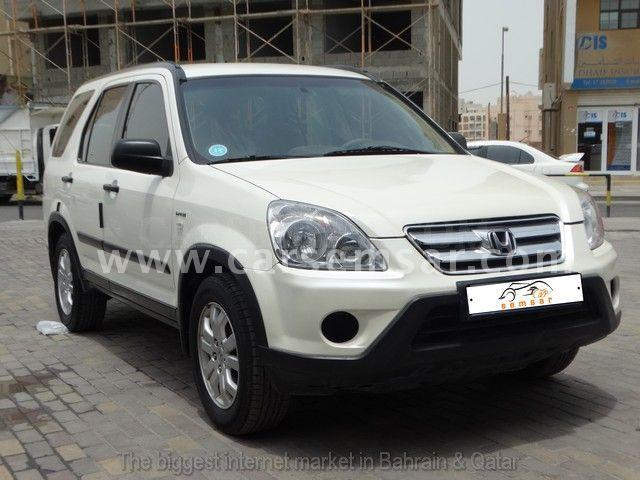 2005 Honda CR-V 2.4
