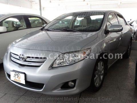 2010 Toyota Corolla GLi 1.8