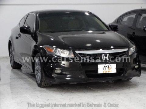 2012 هوندا اكورد Accord 3.5 V6