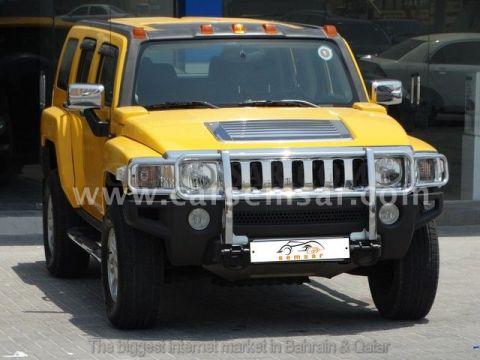 2007 هامر H3 SUV