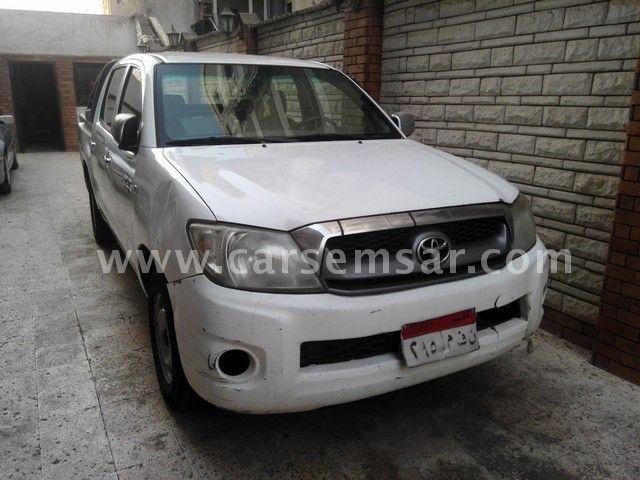 2010 Toyota Hilux 2.5  SR5