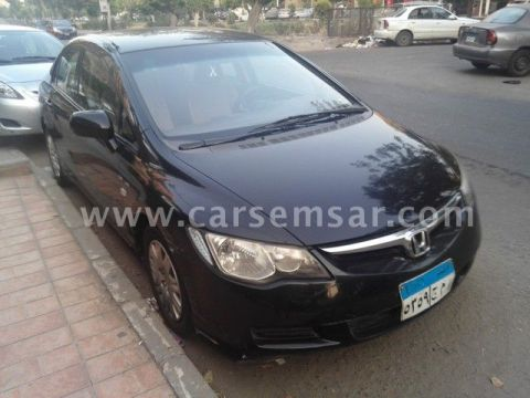 2008 Honda Civic 1.4i LS