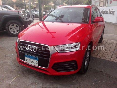 2015 Audi Q3 2.0 TFSI