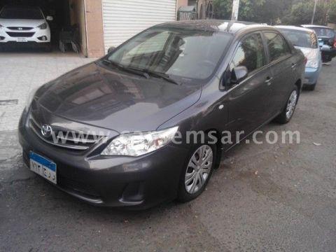 2012 Toyota Corolla XLi 1.6