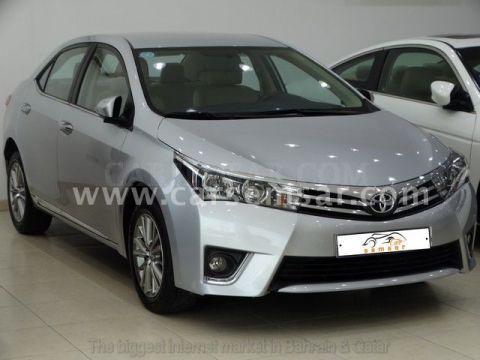 2015 Toyota Corolla GLi 2.0