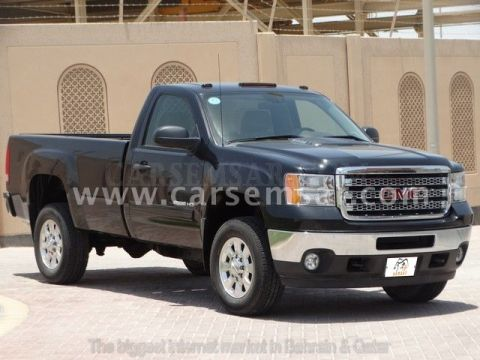 2012 GMC Sierra 2500HD Regular Cab