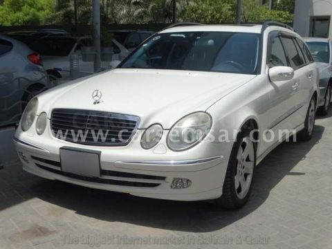 2005 Mercedes-Benz E-Class E500 Sedan