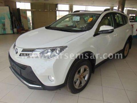2015 Toyota RAV4 2.4