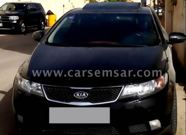 2012 Kia Cerato Koup for sale in Egypt - New and used cars ...