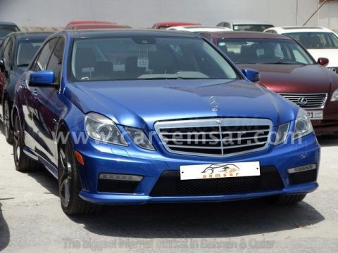 2011 Mercedes Benz E Class E 63 Amg For Sale In Bahrain New And