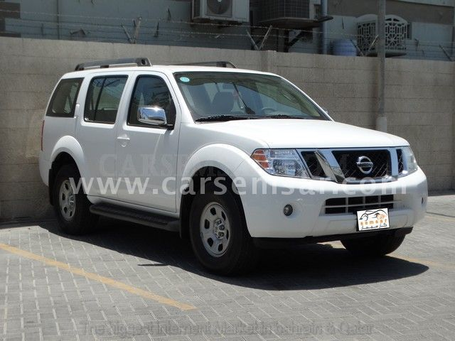 2010 Nissan Pathfinder 4.0