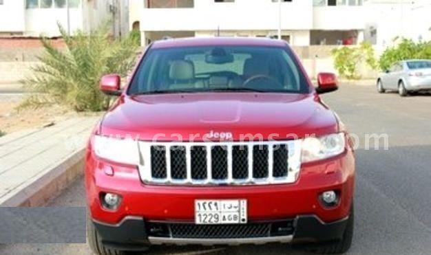2011 Jeep Grand Cherokee LTD Hemi 5.7