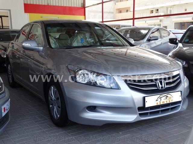 2012 Honda Accord 2.4
