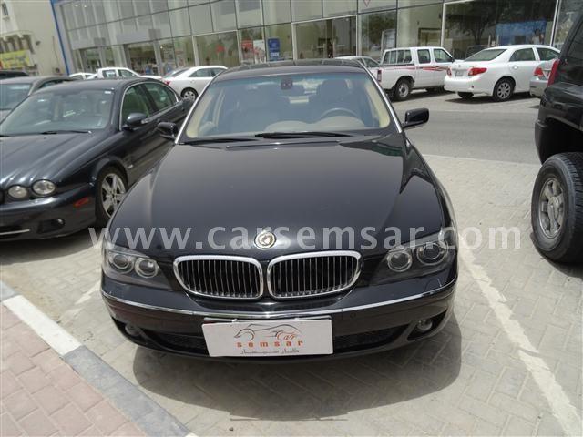 2008 BMW 7-series 730Li