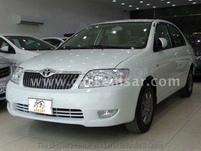 2007 Toyota Corolla XLi 1.8
