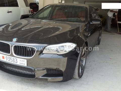 2013 BMW M5 For Sale >> 2013 Bmw M5 V10 For Sale In Bahrain New And Used Cars For