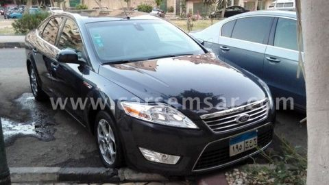 2010 Ford Mondeo 1.6